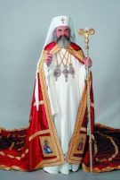 The Consecration of the Hierarch Chapel of the Social Pastoral Center on the 20th of July 2012