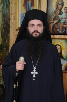 The Archimandrite Father Abbot. David Petrovici